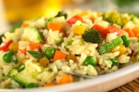 Rižot s povrćem