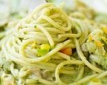 Špageti u umaku od povrća