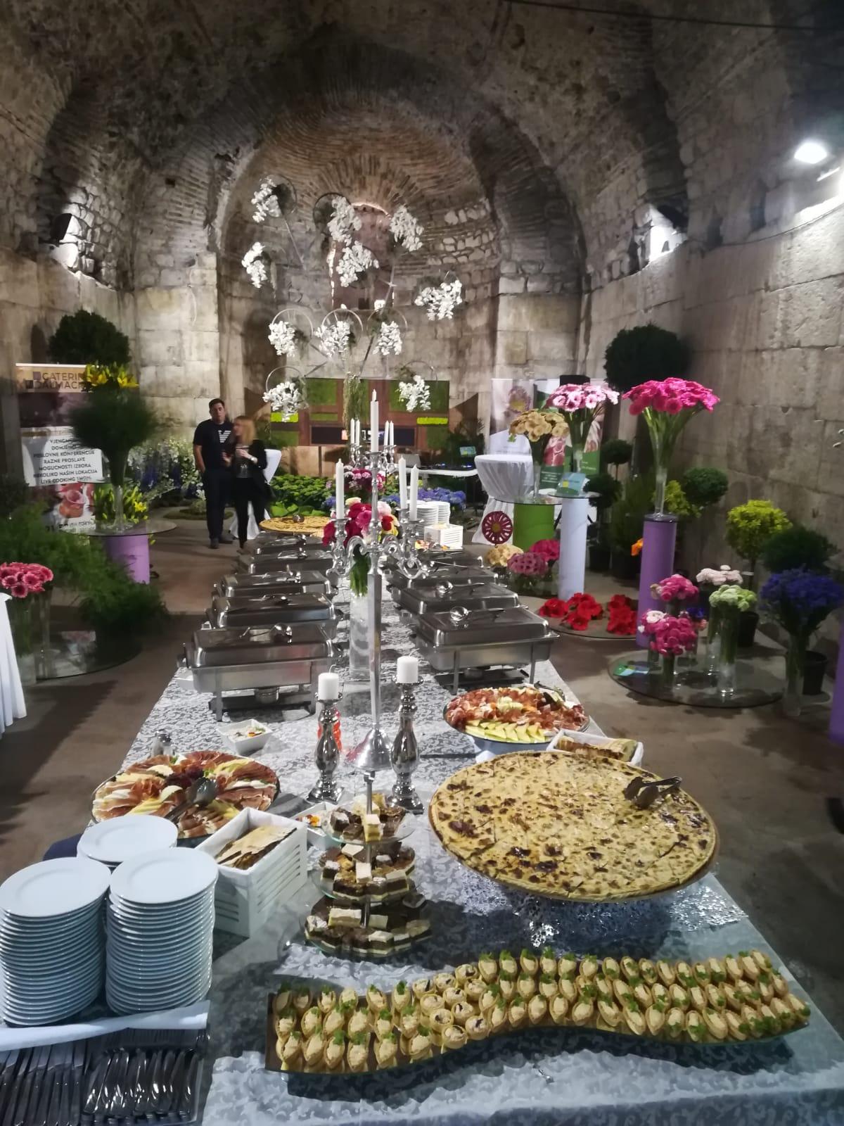 Catering Dioklecijanovi podrumi