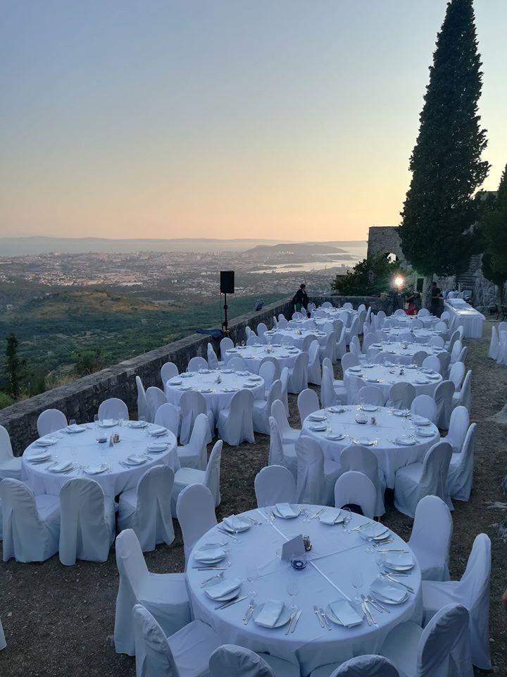 Kliška tvrđava organizacija vjenčanja