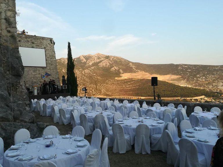 Kliška tvrđava vjenčanja
