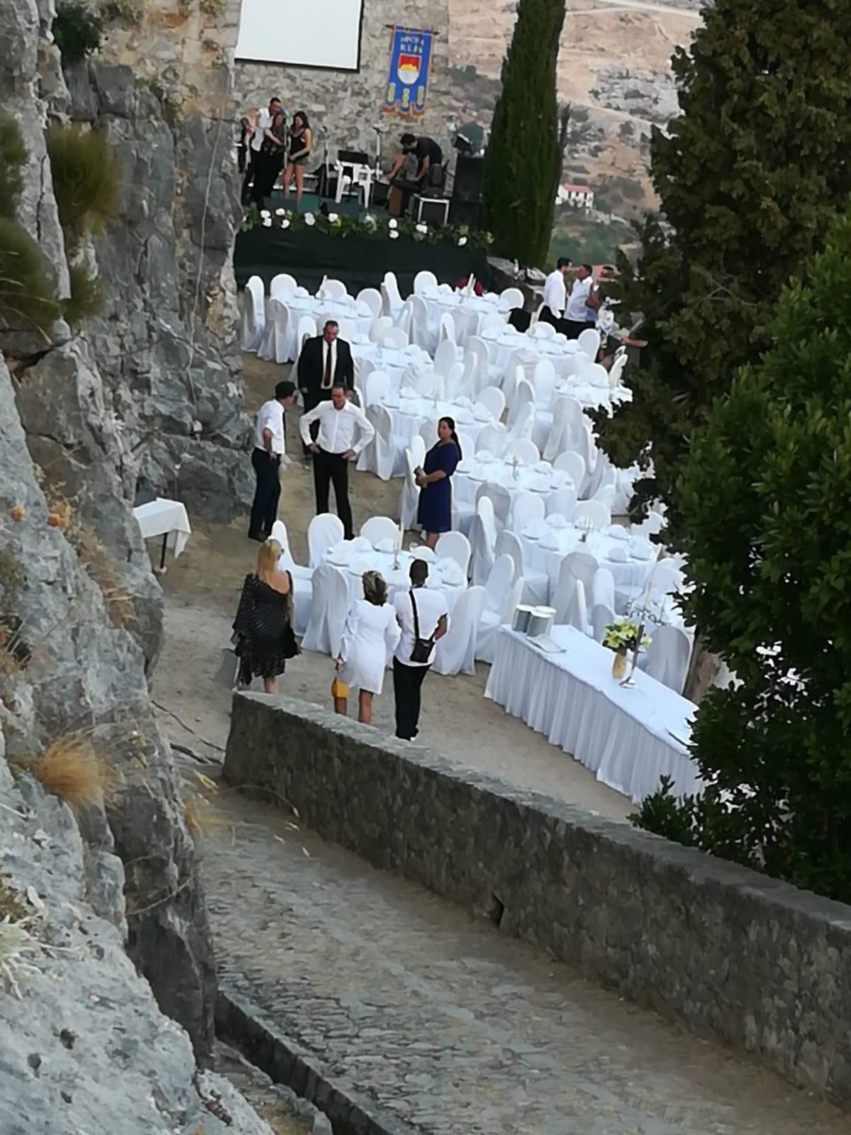 Vjenčanje organizacija Kliška tvrđava